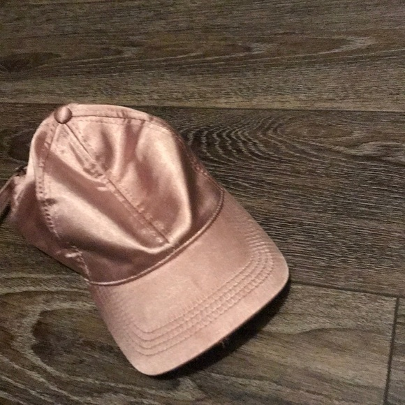 f6e949dd Nine West Accessories | Pink Hat | Poshmark